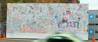mural NZ KIRK HARGREAVES