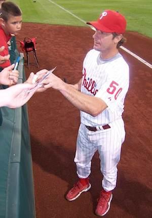 Baseball pitcher Jamie Moyer - by ChicagoMayne-CC