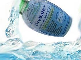 Dry Bath product