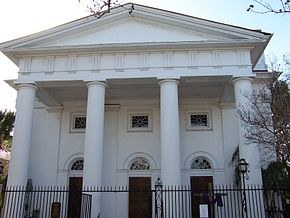 First Baptist Church Charleston, South Carolina