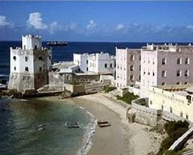 Somalia beach in Mogadishu - CC-wikipedia