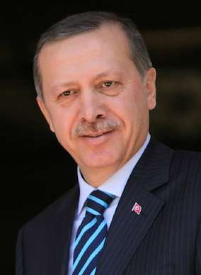 Turkish Prime Minister Recep Tayyip Erdoan -CC