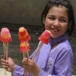 Afganistan ice cream- Photo via Natalia's Photoblog