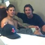Christian Bale visits shooting victim Carey Rottman-CRphoto
