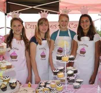 Cupcakes for Cancer Teens