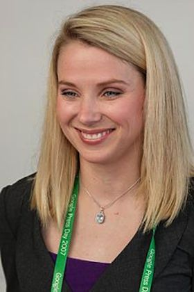 Marissa Mayer, Photo by Mrgadget3000 -CC