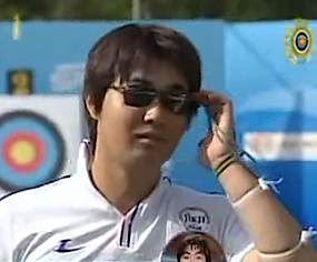 S Korean archer Im Dong-hyun