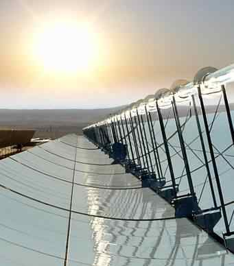 solar array federal lands