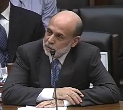 Ben Bernanke testifying-pubdomain
