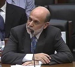 Ben Bernanke testifying-pubdomain