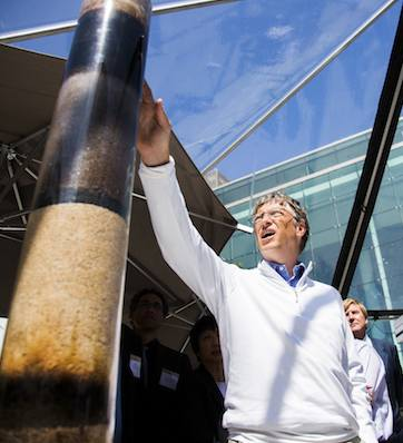 Bill Gates Toilet Fair August 2012 - BMGF
