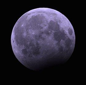 Full moon w partrial lunar eclipse-Codybird-cc