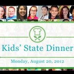 Kids State Dinner WH Lets Move