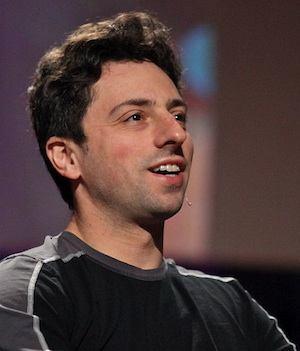 Sergey Brin 2010-Steve Jurvetson-cc