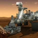 Mars Rover Curiosity NASA