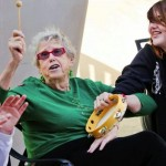 music elderly tamborine-EngAGE