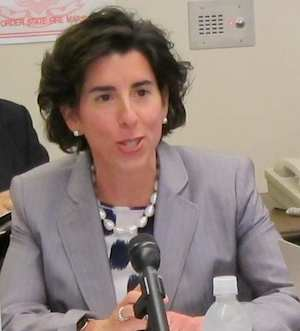 Gina Raimondo, photo by Jim Jones - CC