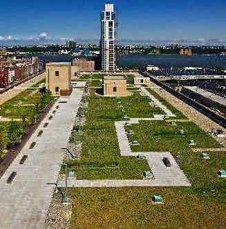 Green facility - USPS photo