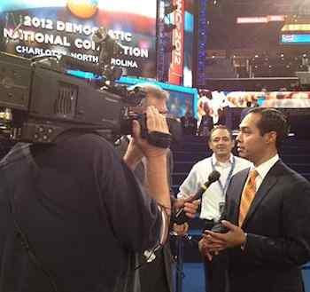 Julian Castro DNC Convention photo