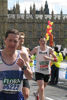 London Marathon 2009 by corum l (Flickr CC)