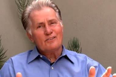 Martin Sheen AFLCIO-video thanks