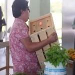 Organic farmers market Verde Garden Miami