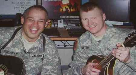 Soldiers with guitars- Bus52 video