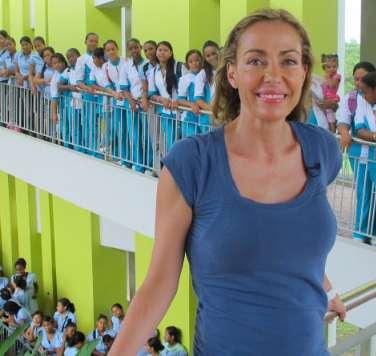 Teen Columbian hero Catalina Escobar-CNN Hero photo