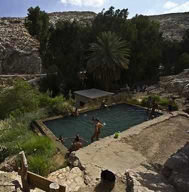 wadi kelt national park - Photo: AllAboutJerusalem.com