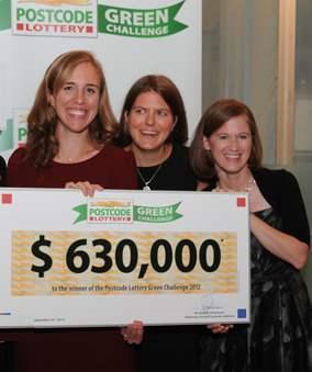 winners Green Challenge Mango Materials
