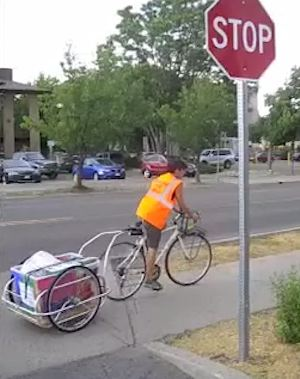Cycling reusable food for Boulder