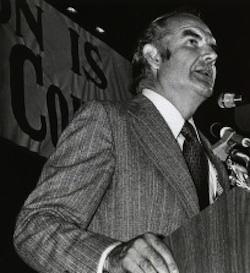 George McGovern