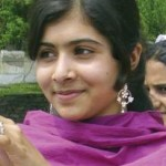 Malala Yousafzai - photo by the Nation in Pakinstan