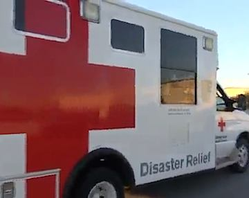 Red Cross disaster vehicle-newsvideo