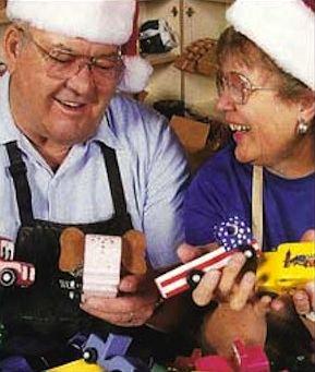 """Santas helpers """"Happy Factory"""" photo"""
