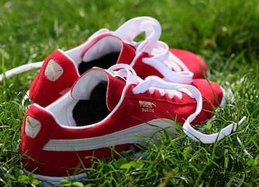 Shoes biodegradable-Puma