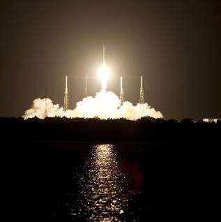 SpaceX launches to space station-NASA