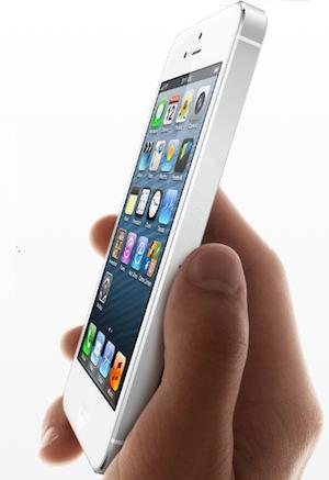 iPhone 5 Apple photo