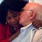 Black family adopts white veteran-NBCvid