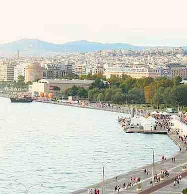 Greek city Thessaloniki by-Elpidoforos Papanikolopoulolos, CC