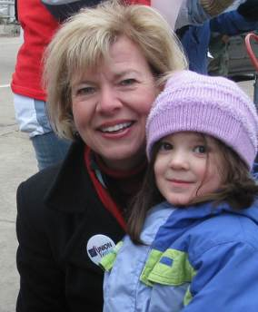 Tammy Baldwin websitephoto
