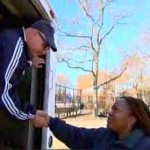 delivery truck driver shakes w urban mom-NBCvid