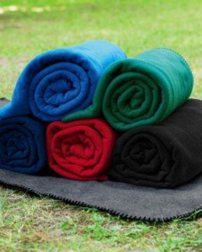 fleece blankets-Harriton company