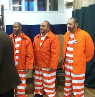 prisoners Rikers Island blog