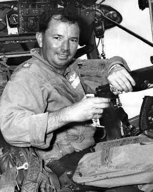 soldier Vietnam pilot-Ben Overstreet