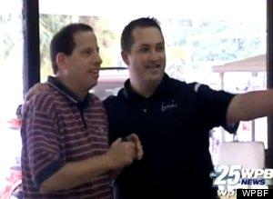 Boss surprises employee w new car-vid