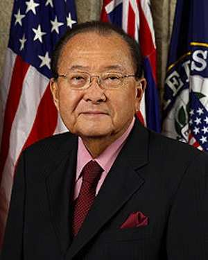 Daniel Inouye Senate photo-2008