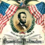Emancipation Proclamation Lincoln poster