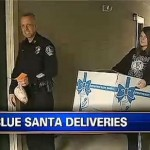 Blue Santa Delivery - video snapshot