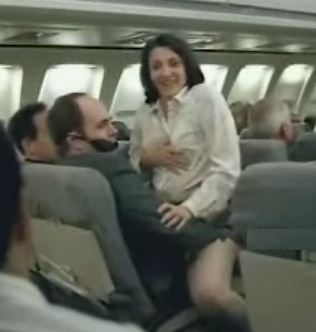 airline misunderstanding Ameriquest ad